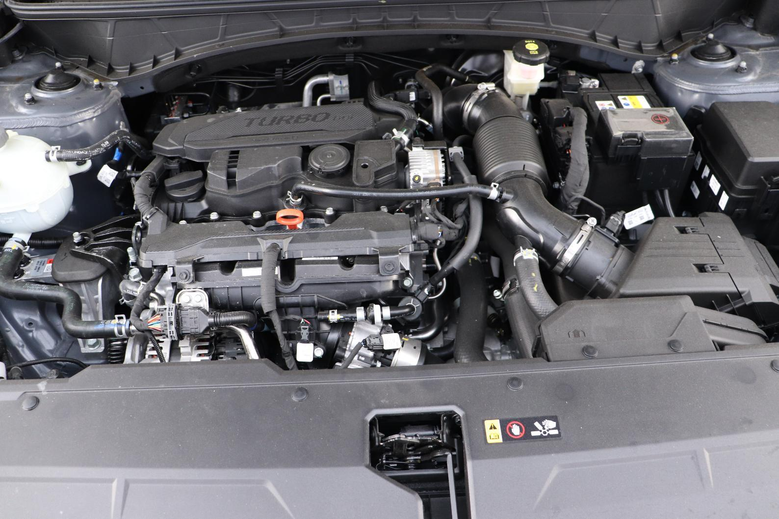 HYUNDAI TUCSON 1.6 T-GDI 150 Hybrid 48V iBVM Intuitive