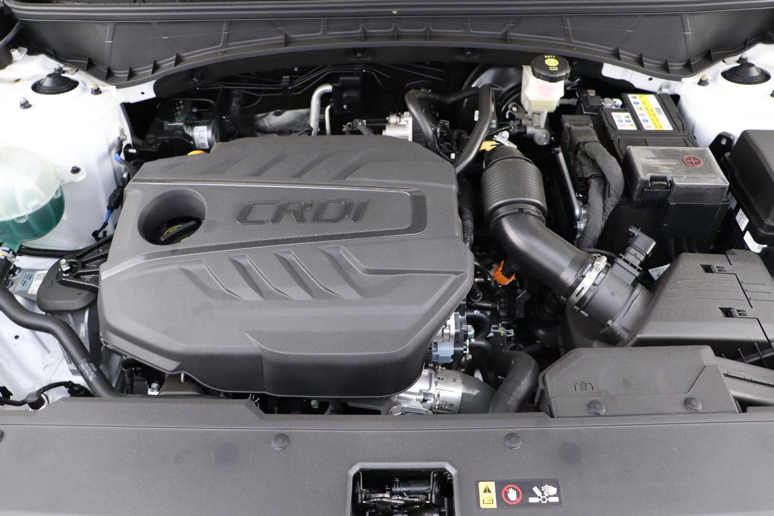 HYUNDAI TUCSON 1.6 CRDi 136 hybrid 48V DCT-7 Creative
