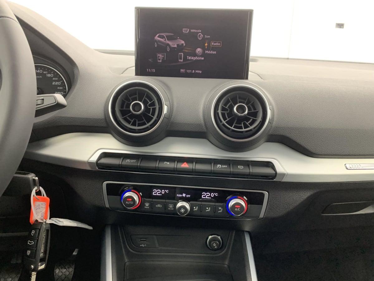 AUDI Q2 30 TDI 116 BVM6 Sport