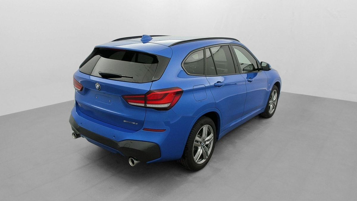 BMW X1 F48 LCI SDRIVE 18D 150 CH BVA8 M SPORT