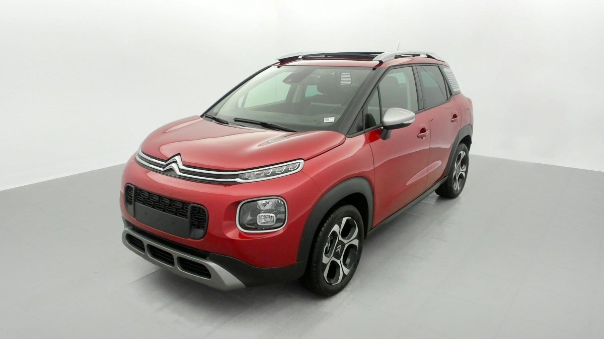 CITROEN C3 AIRCROSS PureTech 130 S S EAT6 Shine Pack