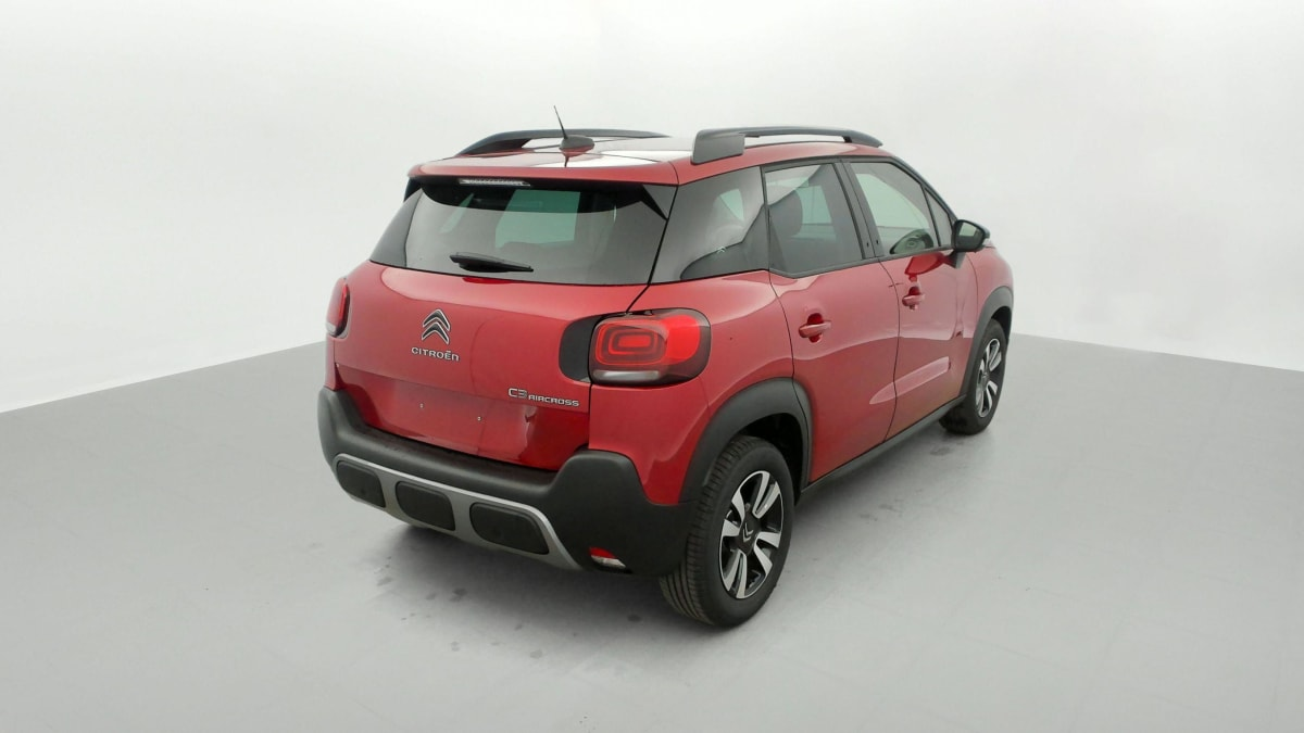 CITROEN C3 AIRCROSS BlueHDi 120 S S EAT6 Shine