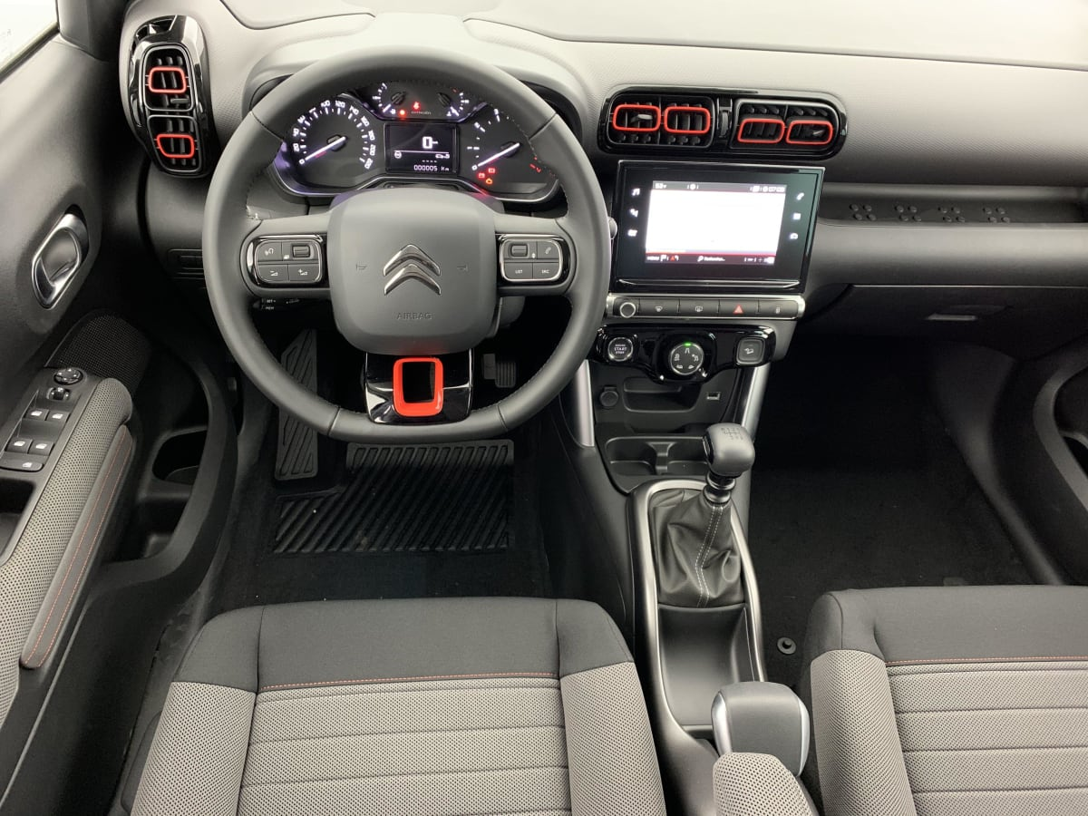 CITROEN C3 AIRCROSS BlueHDi 100 S S BVM6 Shine