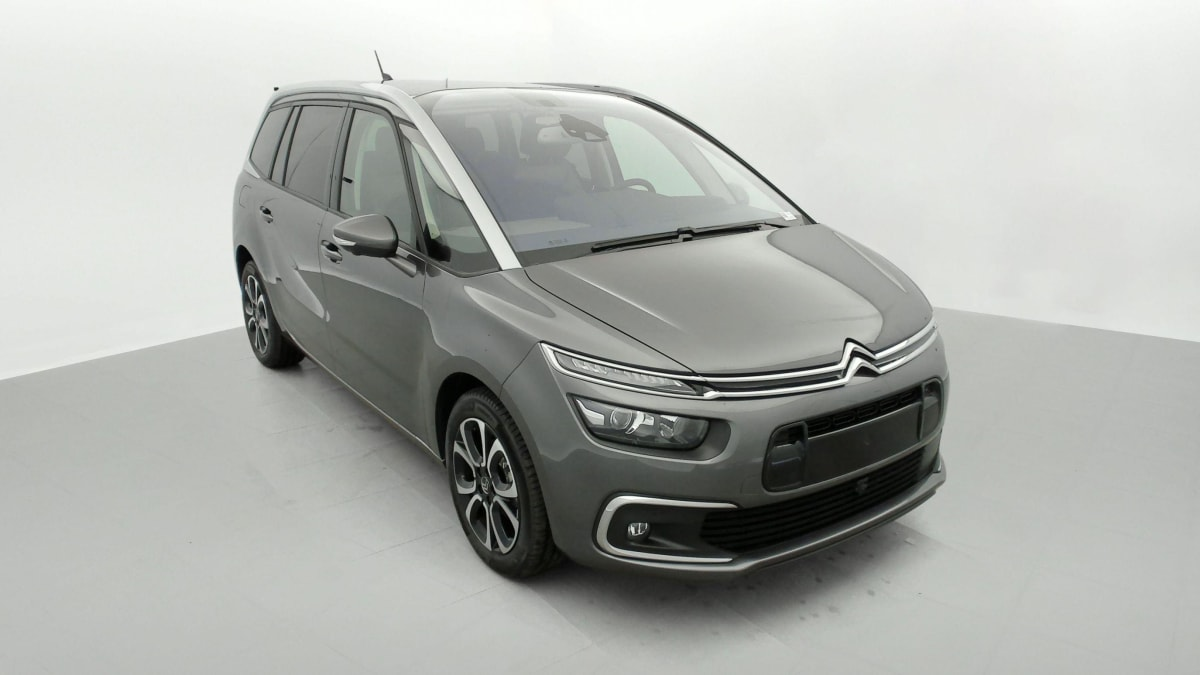 CITROEN Grand C4 Spacetourer PureTech 130 S S BVM6 Shine Pack
