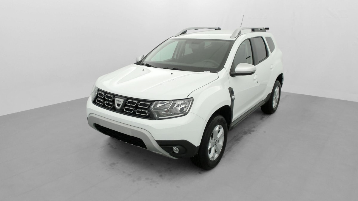 DACIA DUSTER TCe 100 4x2 Confort