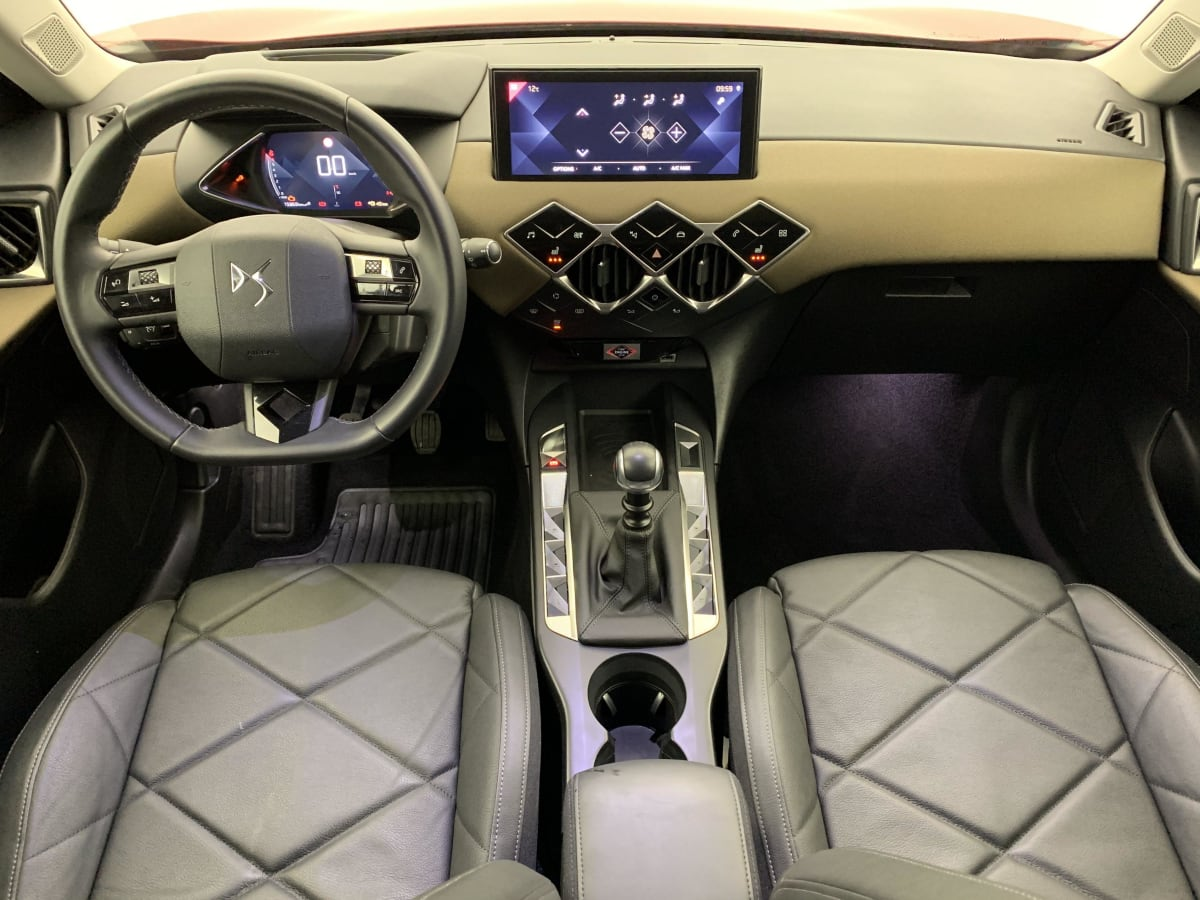 DS DS3 Crossback PureTech 100 S S BVM6 Grand Chic
