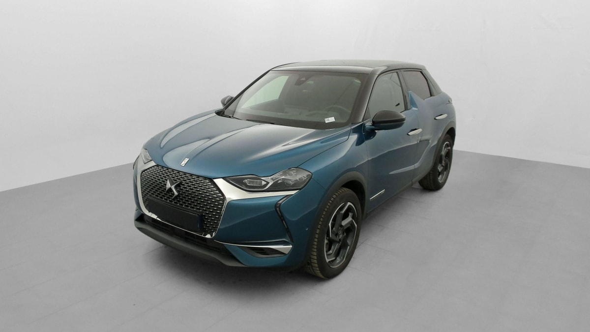 DS DS3 Crossback PureTech 155 S S BVA8 Grand Chic