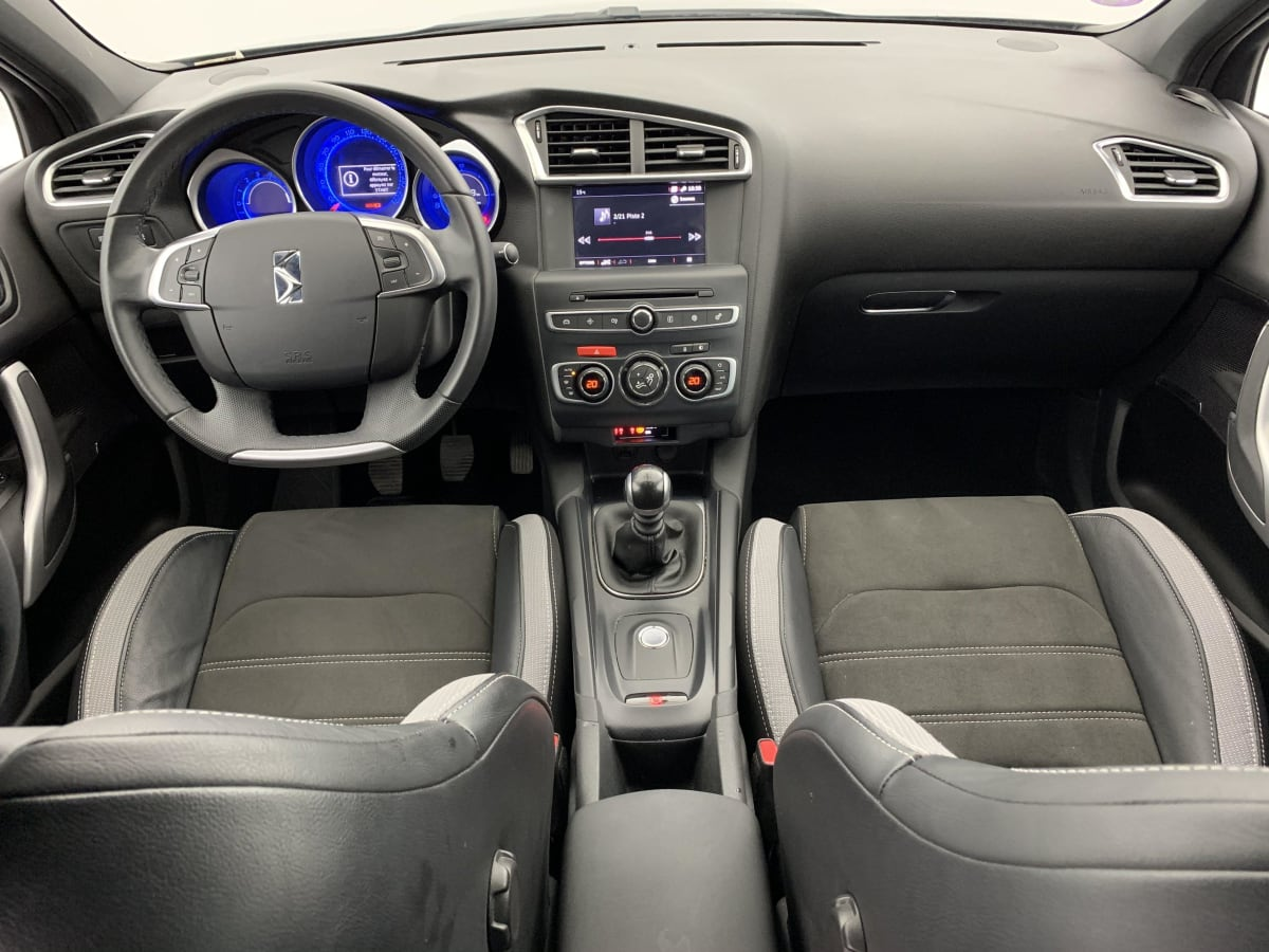 DS DS4 CROSSBACK PureTech 130 S S BVM6 Connected Chic
