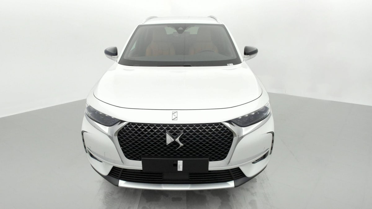 DS DS7 Crossback BlueHDi 130 EAT8 Grand Chic