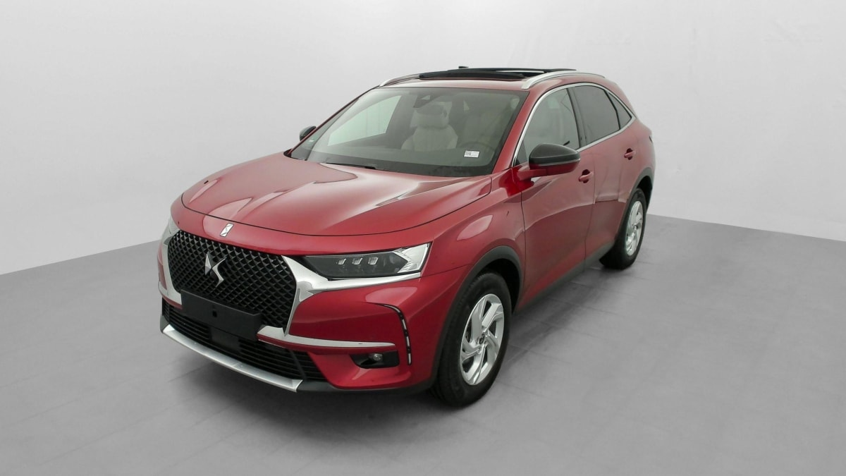 DS DS7 Crossback BlueHDi 180 EAT8 Grand Chic