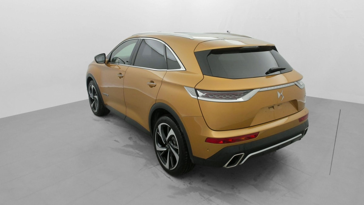DS DS7 Crossback PureTech 225 EAT8 Grand Chic
