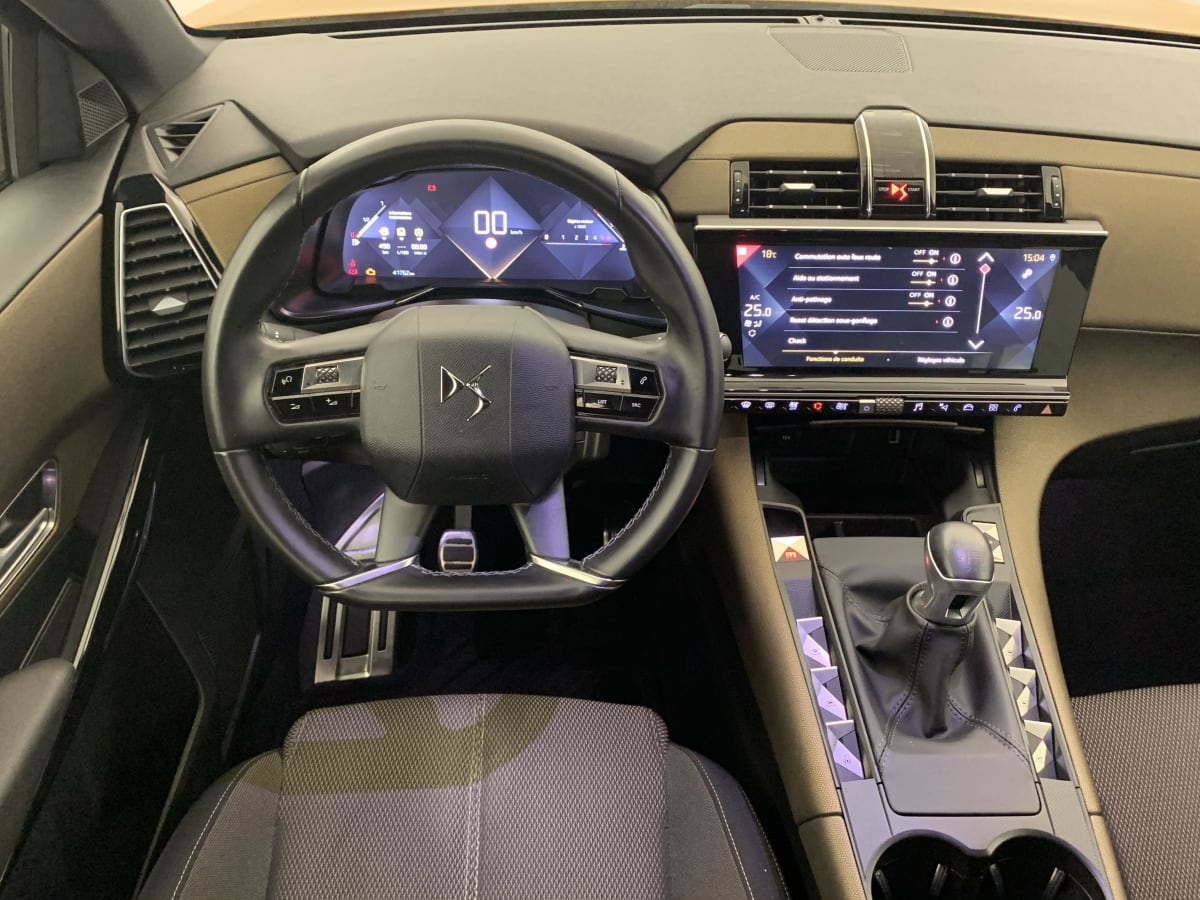DS DS7 Crossback BlueHDi 130 BVM6 So Chic