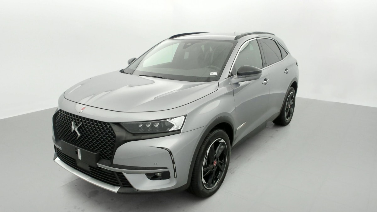 DS DS7 Crossback BlueHDi 180 EAT8 Performance Line