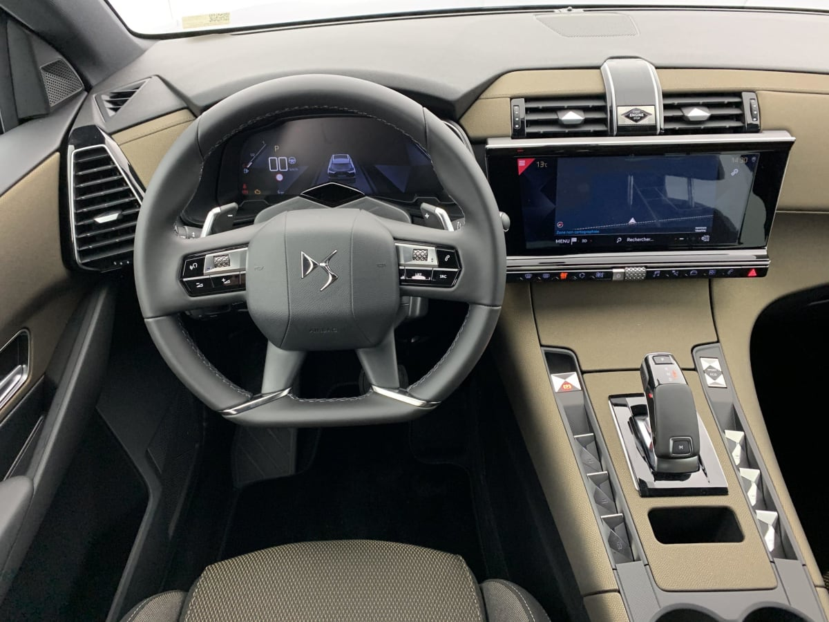 DS DS7 Crossback BLUEHDI 130 EAT8 BUSINESS