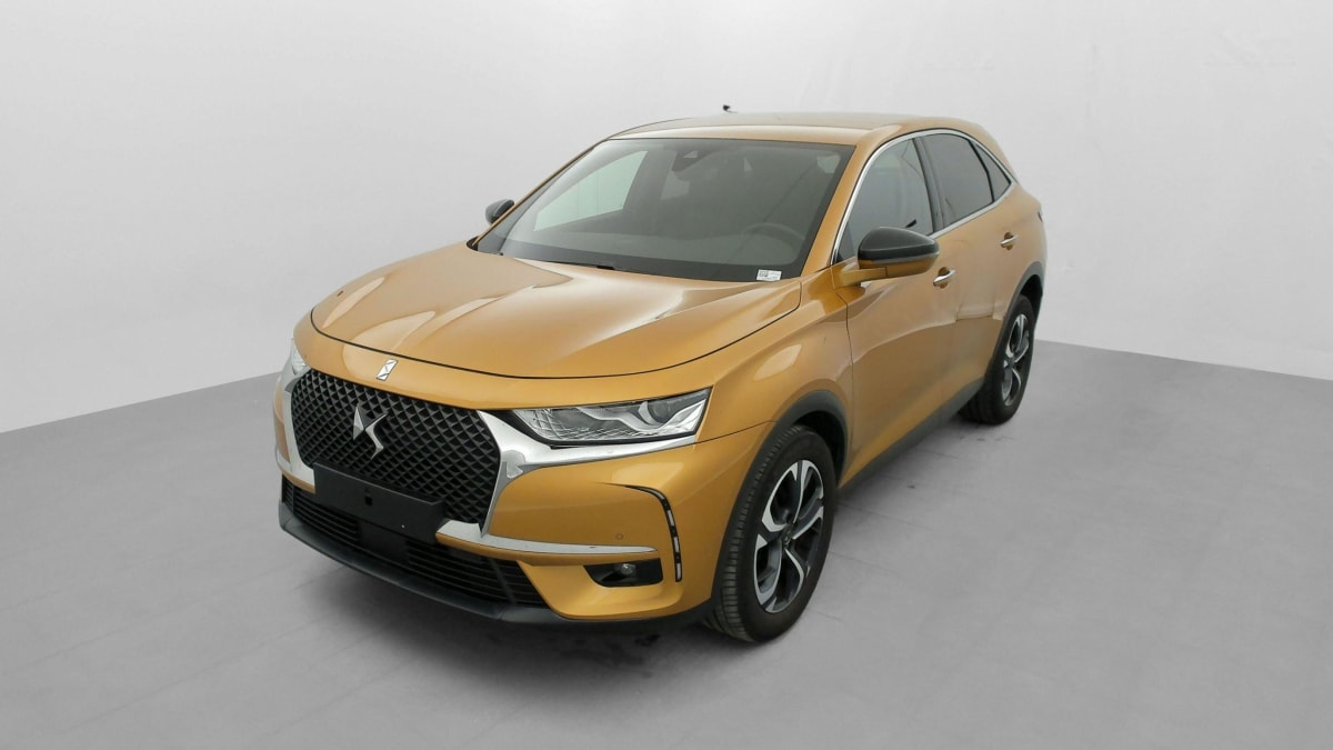 DS DS7 Crossback BlueHDi 180 EAT8 So Chic