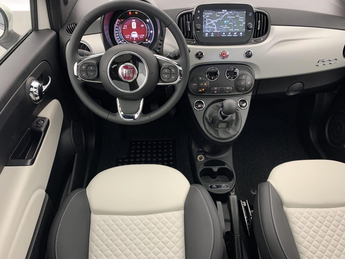 FIAT 500 SERIE 8 EURO 6D-TEMP 1.0 70 CH HYBRIDE BSG S S STAR