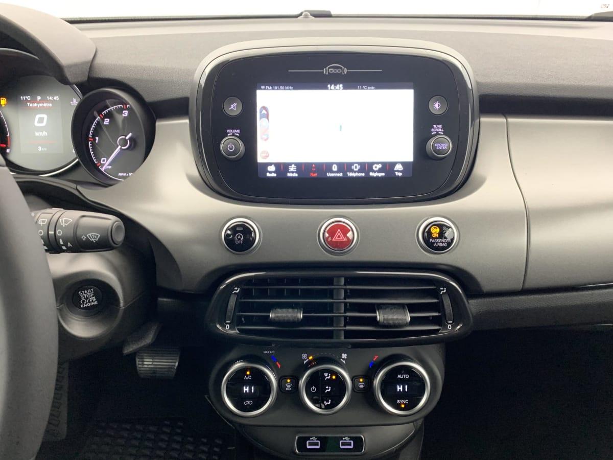 FIAT 500X MY20 500X 1.6 Multijet 120 ch DCT Sport