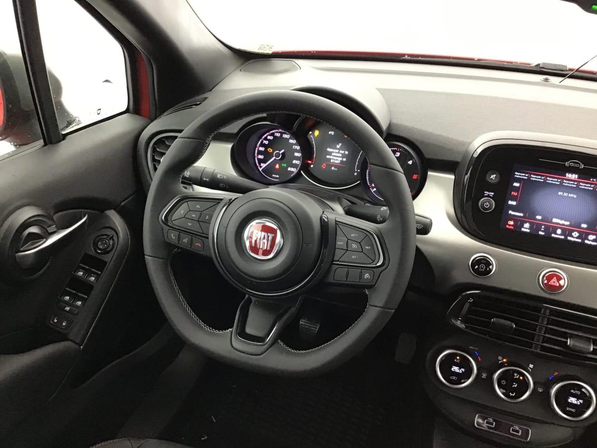 FIAT 500X MY20 1.6 MULTIJET 120 CH SPORT