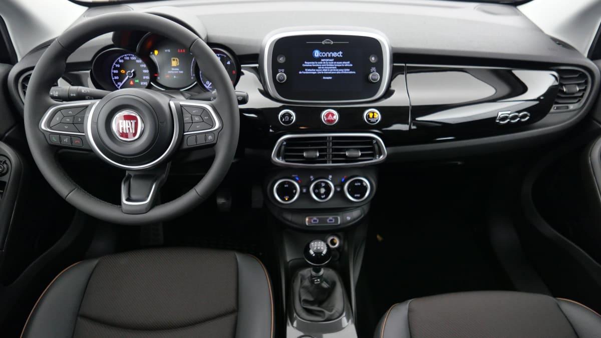 FIAT 500X MY20 1.6 MULTIJET 120 CH LOUNGE