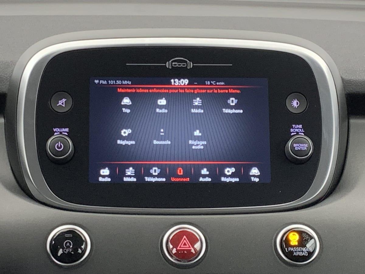 FIAT 500X MY21 1.6 MULTIJET 130 CH CROSS