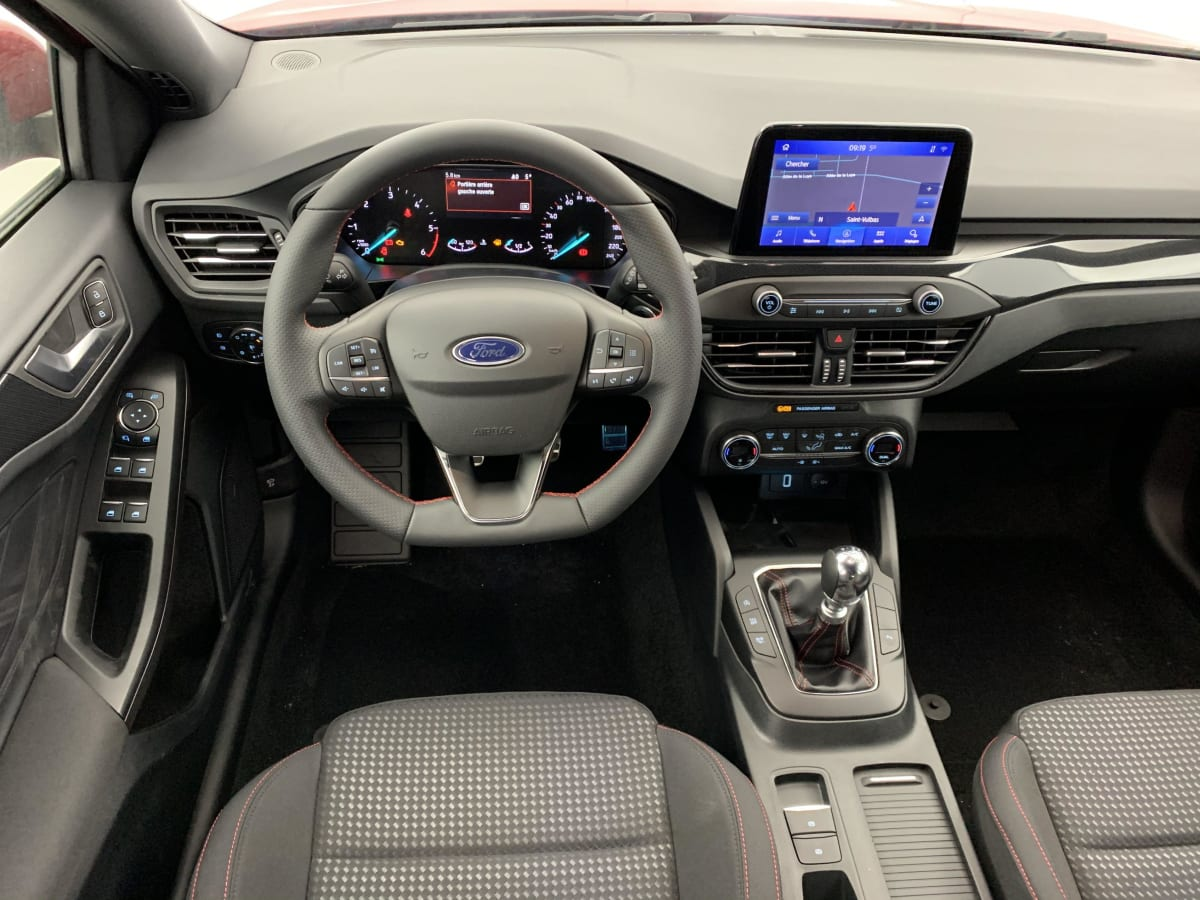 FORD Focus 1.5 EcoBlue 120 S S ST Line