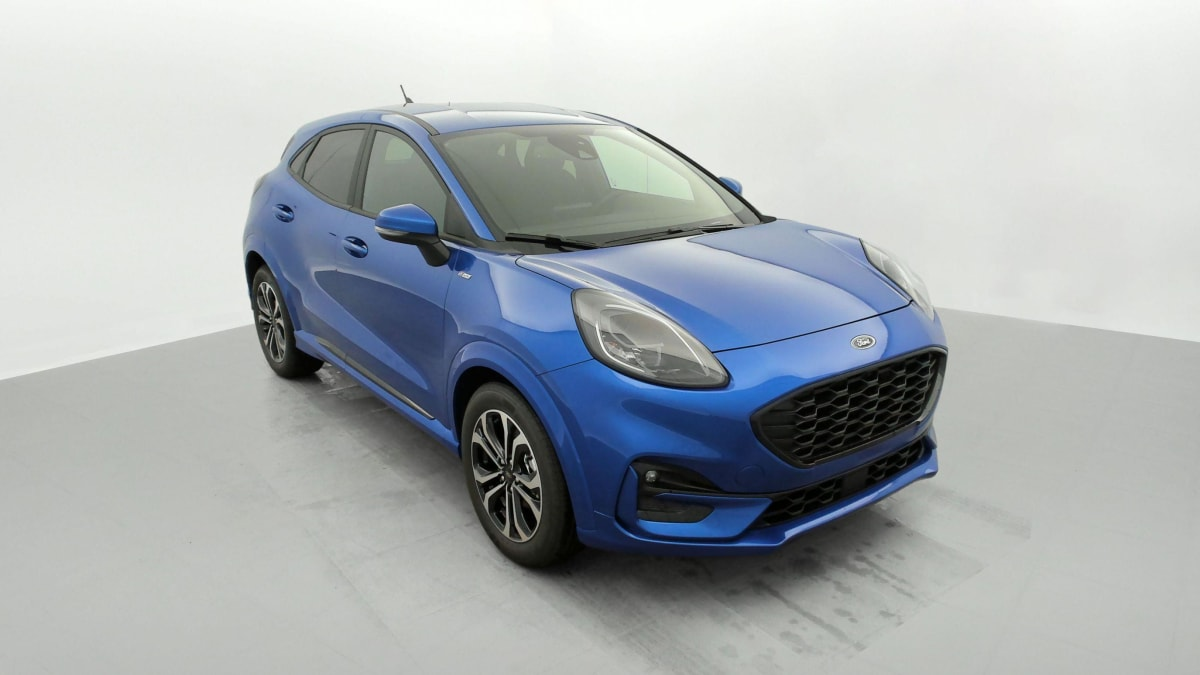 FORD PUMA 1.0 EcoBoost 155 ch mHEV S S BVM6 ST-Line