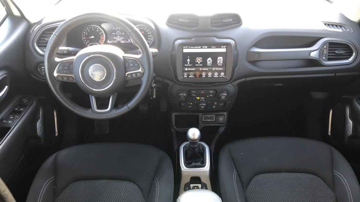 JEEP RENEGADE 1.0 GSE T3 120 ch BVM6 Limited