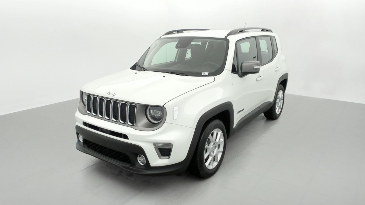JEEP Renegade MY21 1.6 MULTIJET 130 CH LIMITED