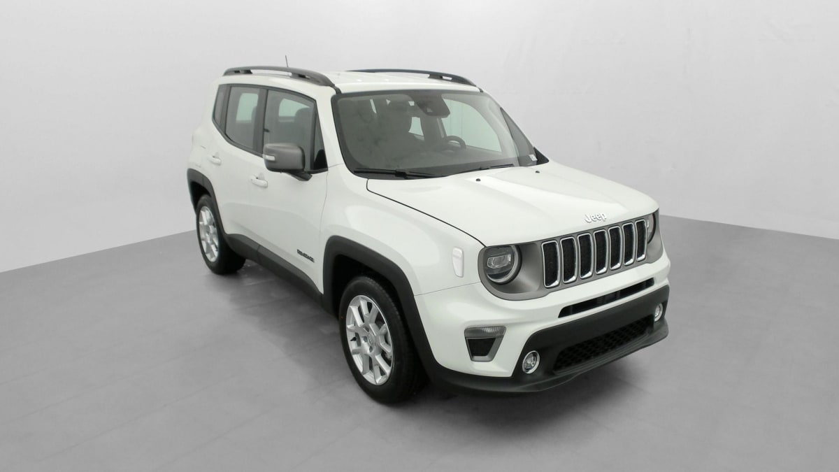 JEEP Renegade MY21 1.0 T3 120 CH BVM6 LIMITED