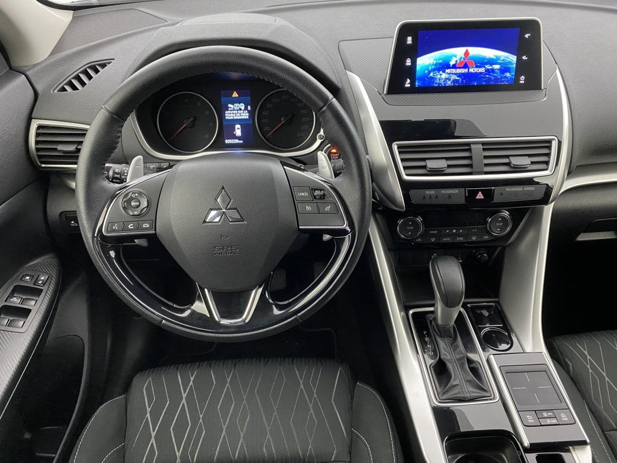 MITSUBISHI ECLIPSE CROSS 1.5 T-MIVEC 163 CVT 2WD INVITE