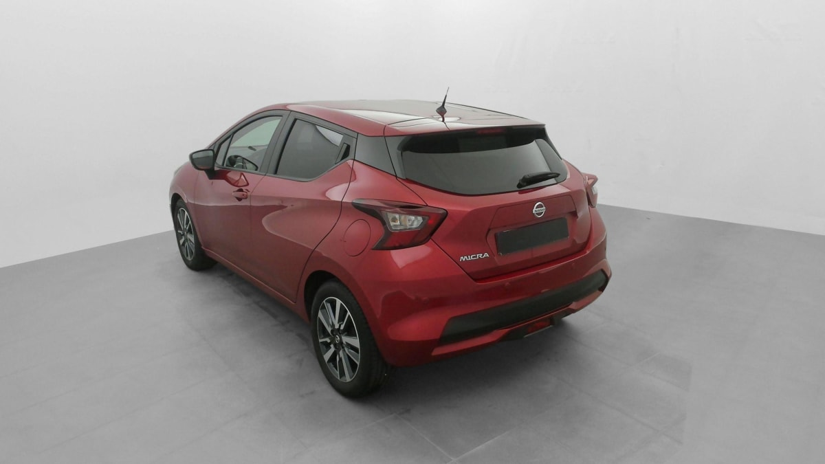 NISSAN Micra 2018 DCI 90 N-CONNECTA