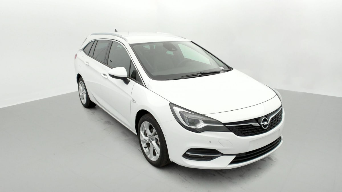 OPEL Astra Sports Tourer 1.2 Turbo 130 ch BVM6 Elegance Business