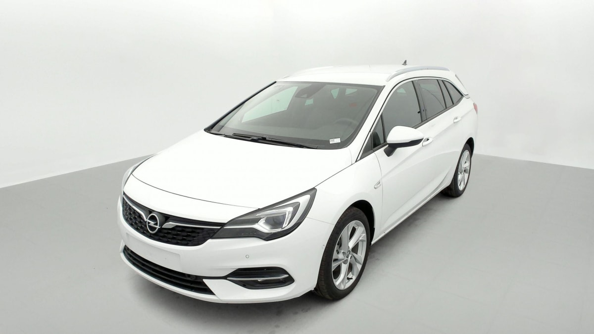 OPEL Astra Sports Tourer 1.5 Diesel 122 ch BVM6 Elegance Business