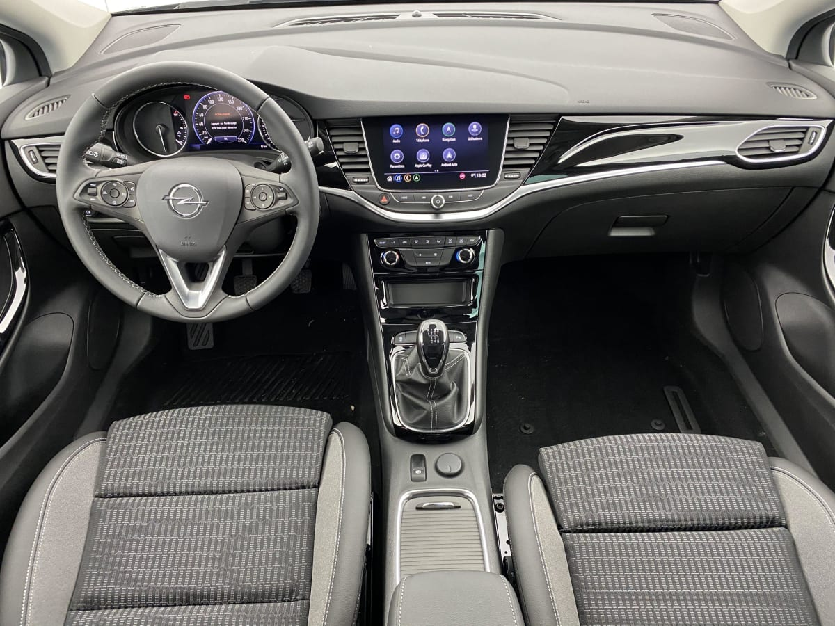 OPEL Astra Sports Tourer 1.5 Diesel 122 ch BVM6 Elegance Business