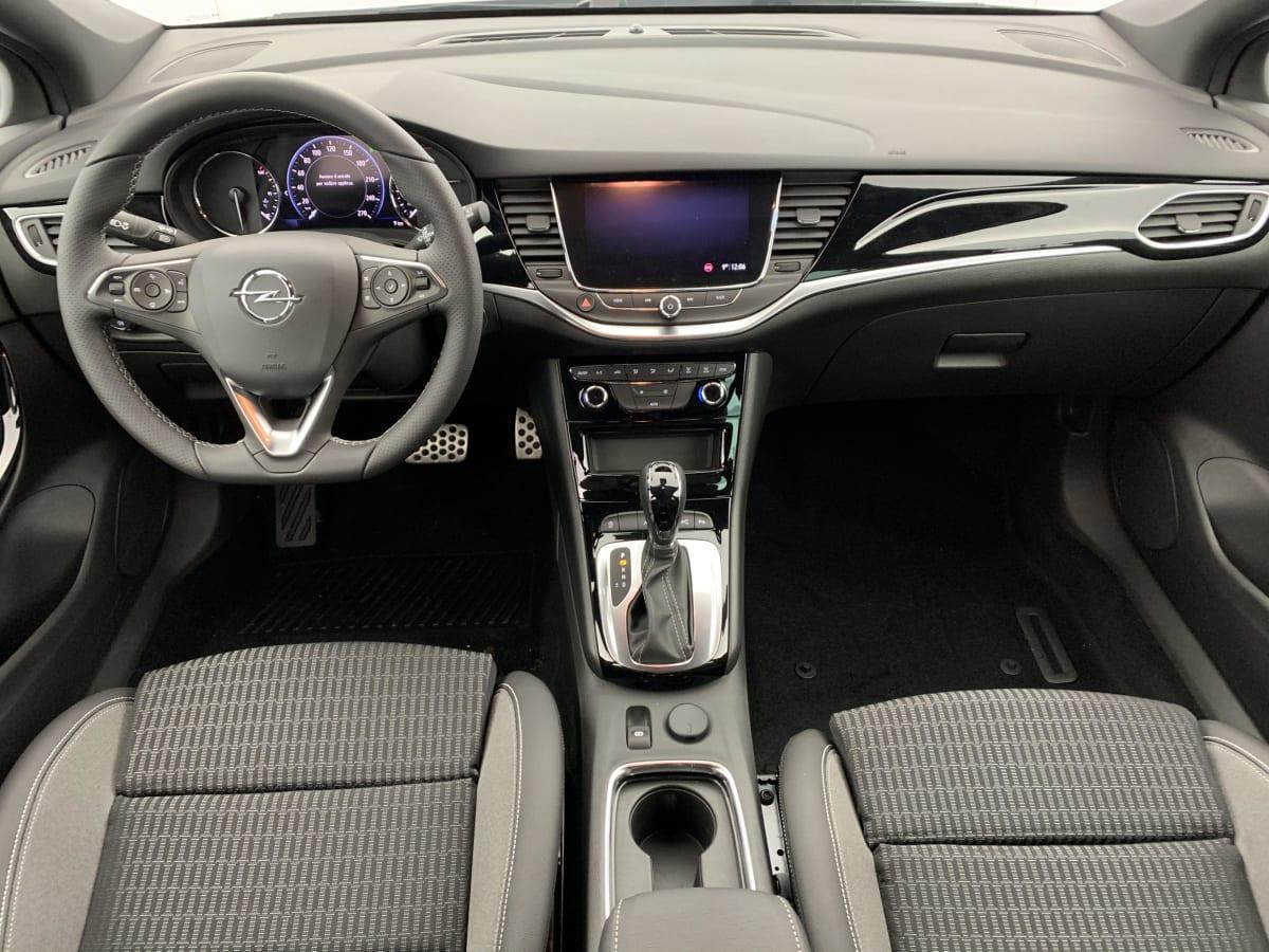 OPEL Astra Sports Tourer 1.5 Diesel 122 ch BVA9 Elegance Business