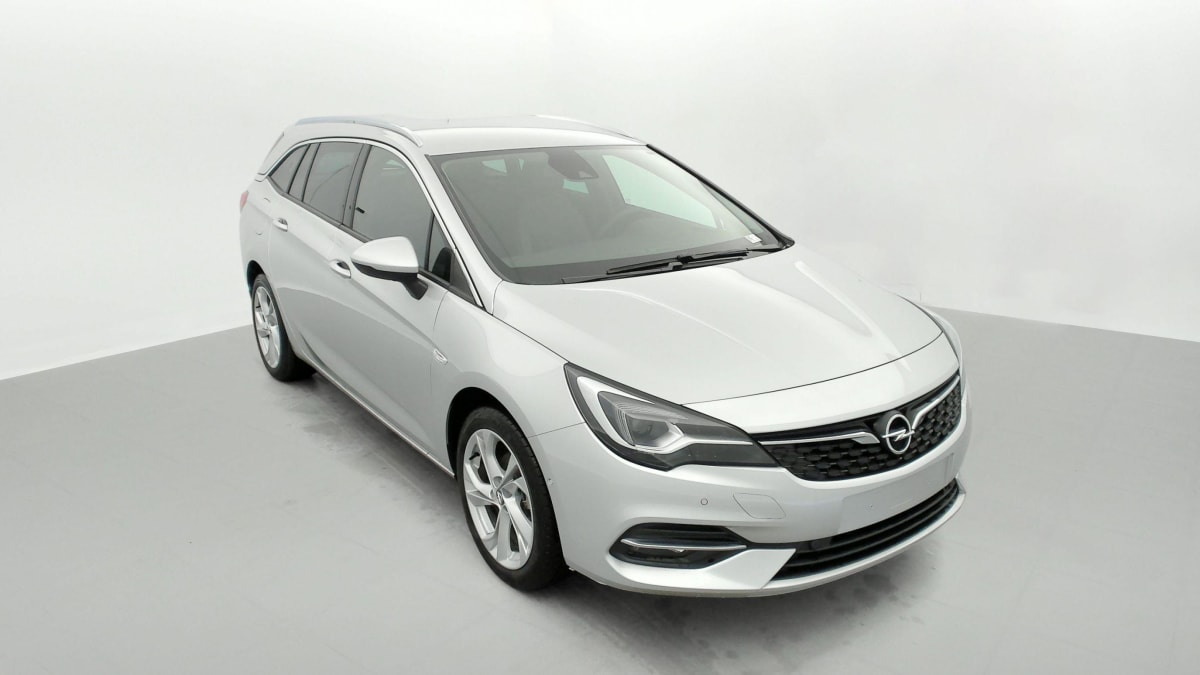 OPEL Astra Sports Tourer 1.5 Diesel 122 ch BVA9 Elegance Business