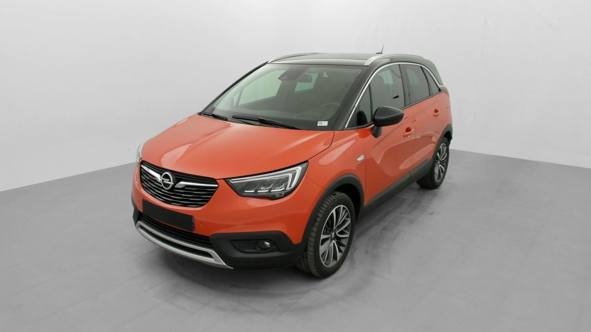OPEL Crossland X 1.2 Turbo 130 ch BVA6 Ultimate