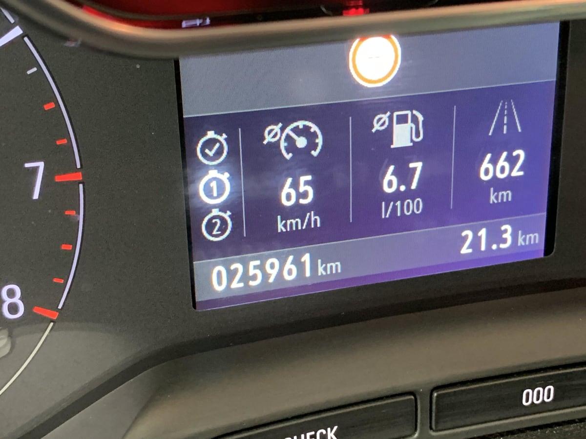 OPEL Crossland X 1.2 Turbo 110 ch Elegance