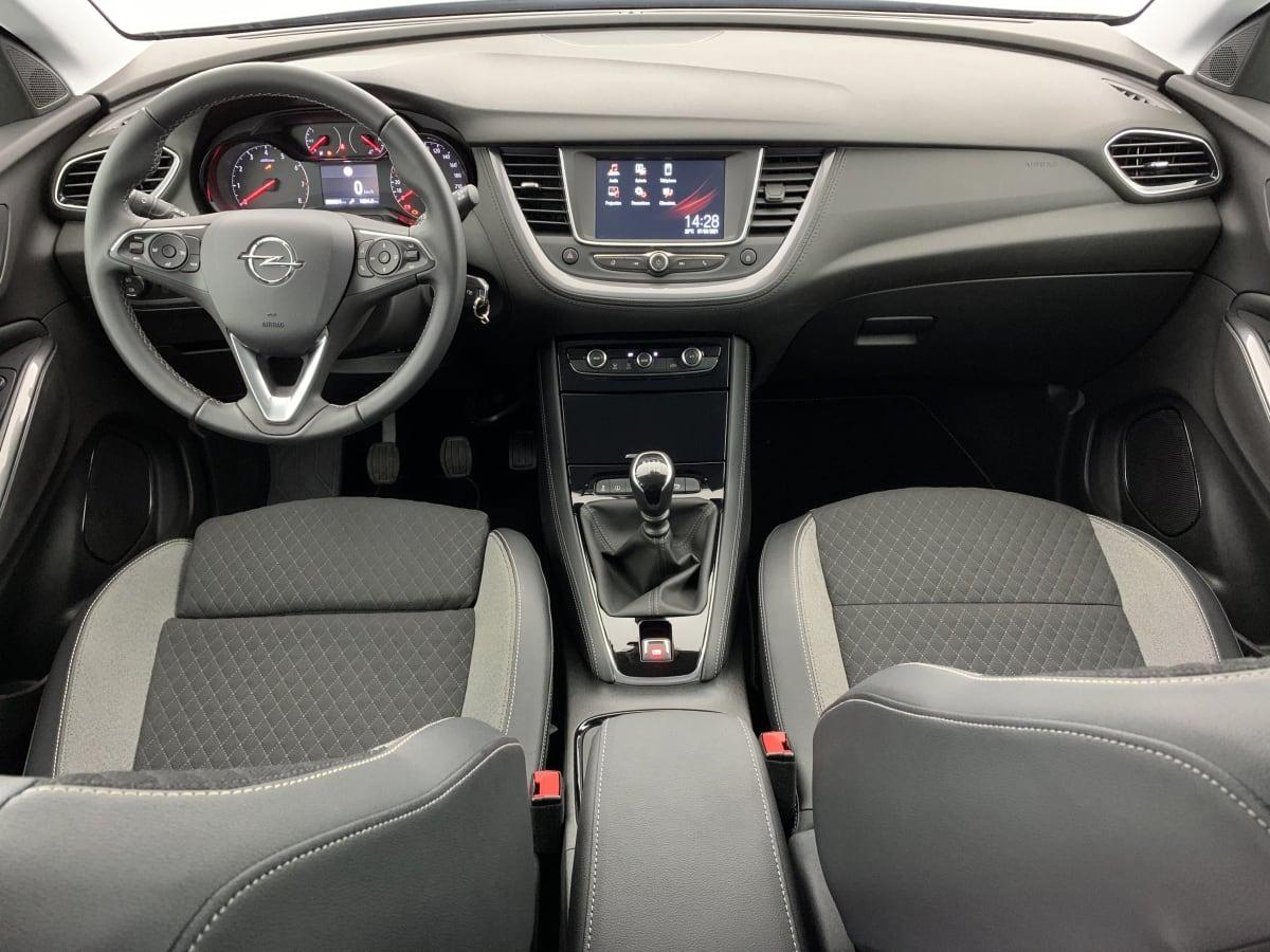 OPEL Grandland X 1.2 Turbo 130 ch Opel 2020