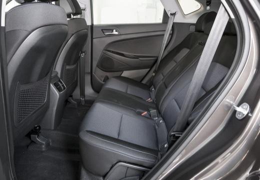 HYUNDAI TUCSON Tucson 1.7 CRDi 115 2WD Creative