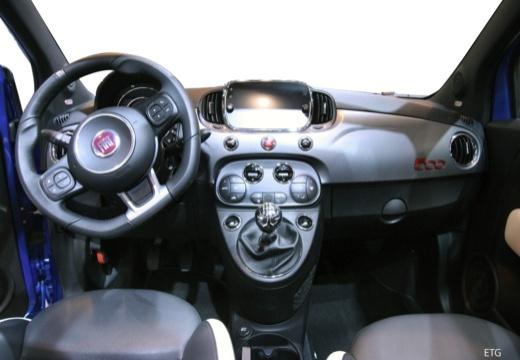 FIAT 500C Serie 8 EURO 6d-temp 500C 1.0 70 ch Hybride BSG S/S Lounge