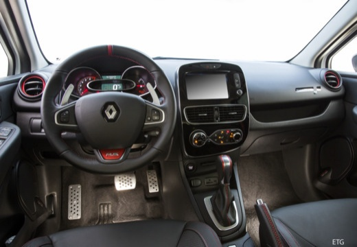 RENAULT CLIO IV Clio TCe 75 E6C Limited
