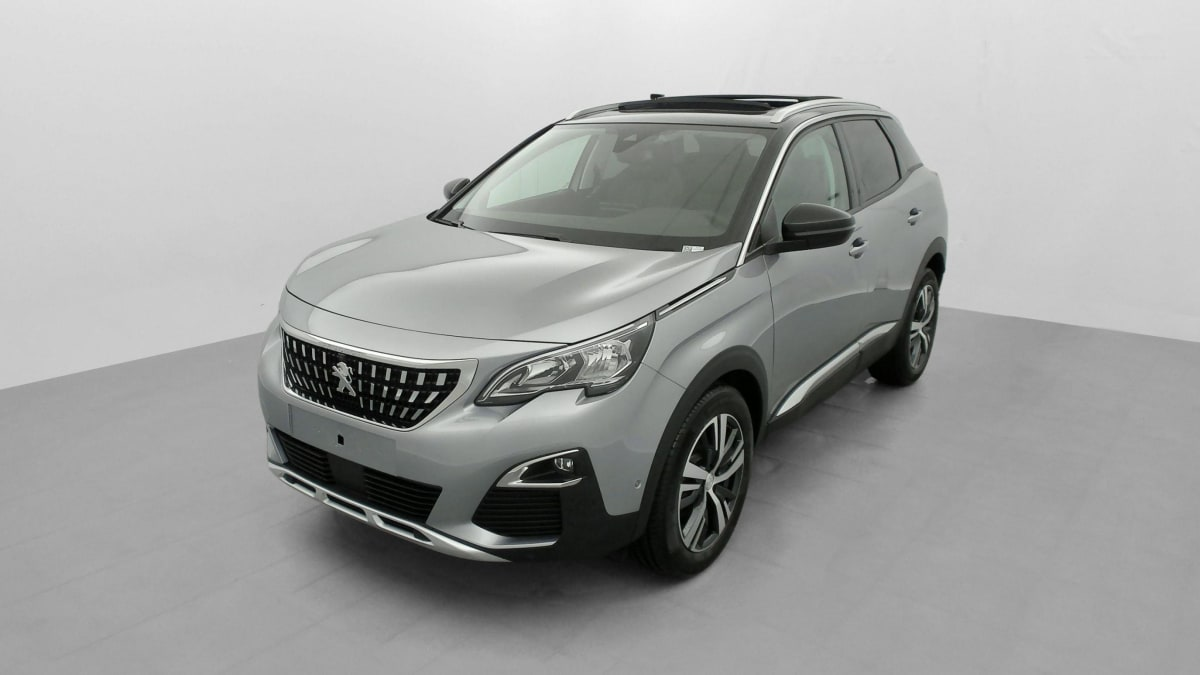 PEUGEOT 3008 BlueHDi 130ch S S EAT8 Allure