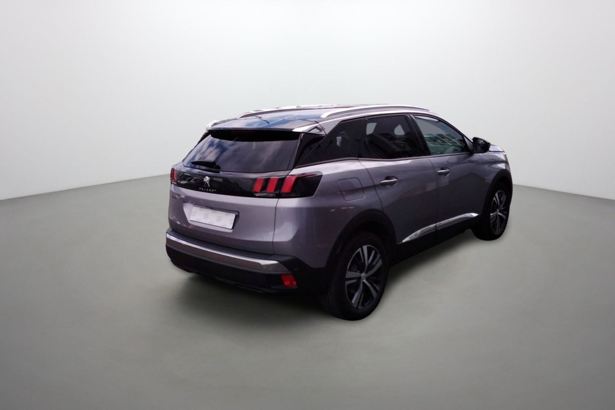 PEUGEOT 3008 BUSINESS PURETECH 180CH EAT8 ALLURE BUSINESS
