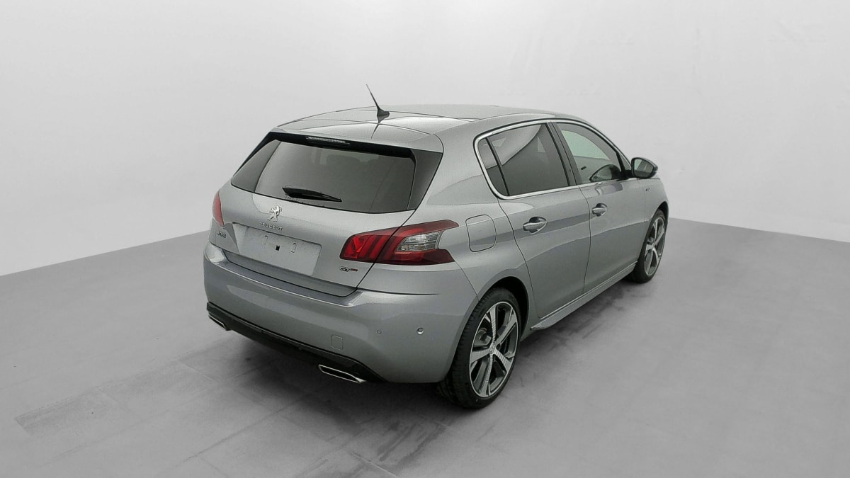 PEUGEOT 308 BlueHDi 130ch S S EAT8 GT Pack