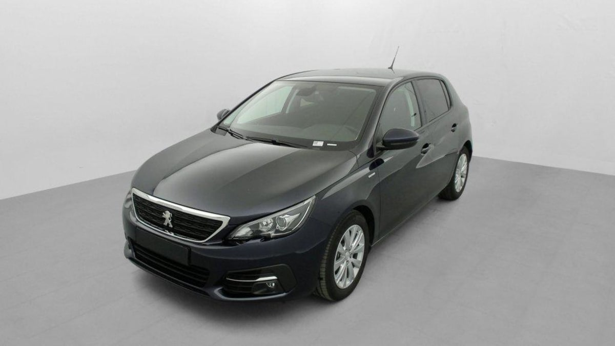 PEUGEOT 308 BlueHDi 100ch S S BVM6 Style