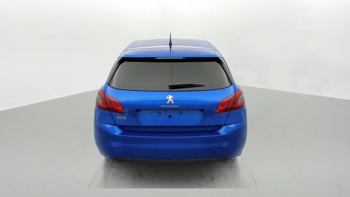 PEUGEOT 308 BlueHDi 130ch S S EAT8 Allure Pack