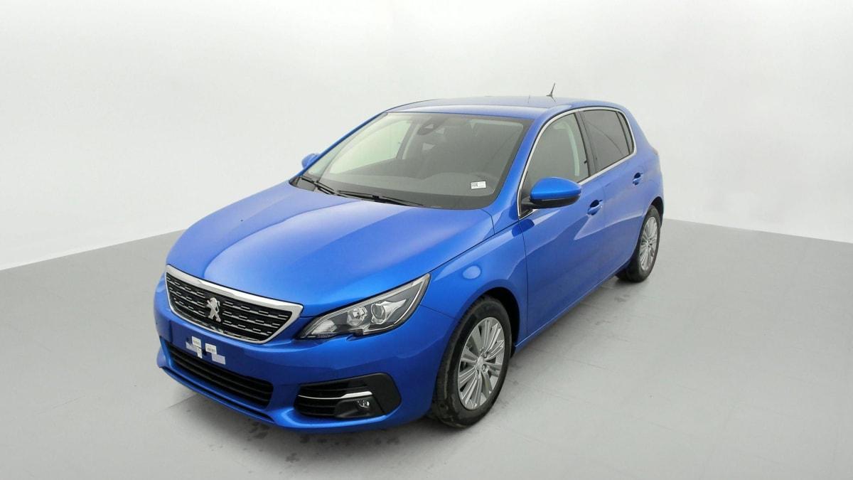 PEUGEOT 308 BlueHDi 100ch S S BVM6 Allure
