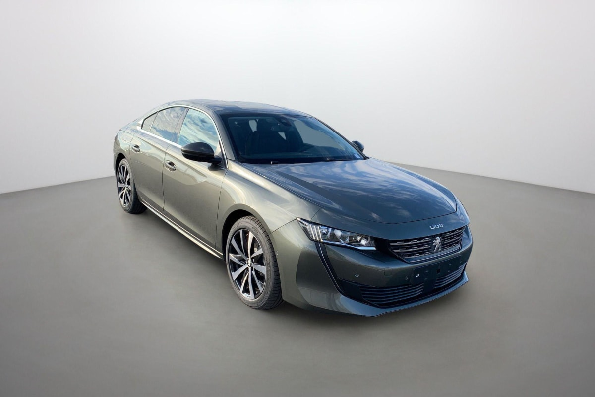 PEUGEOT 508 BlueHDi 160 ch S S EAT8 Allure