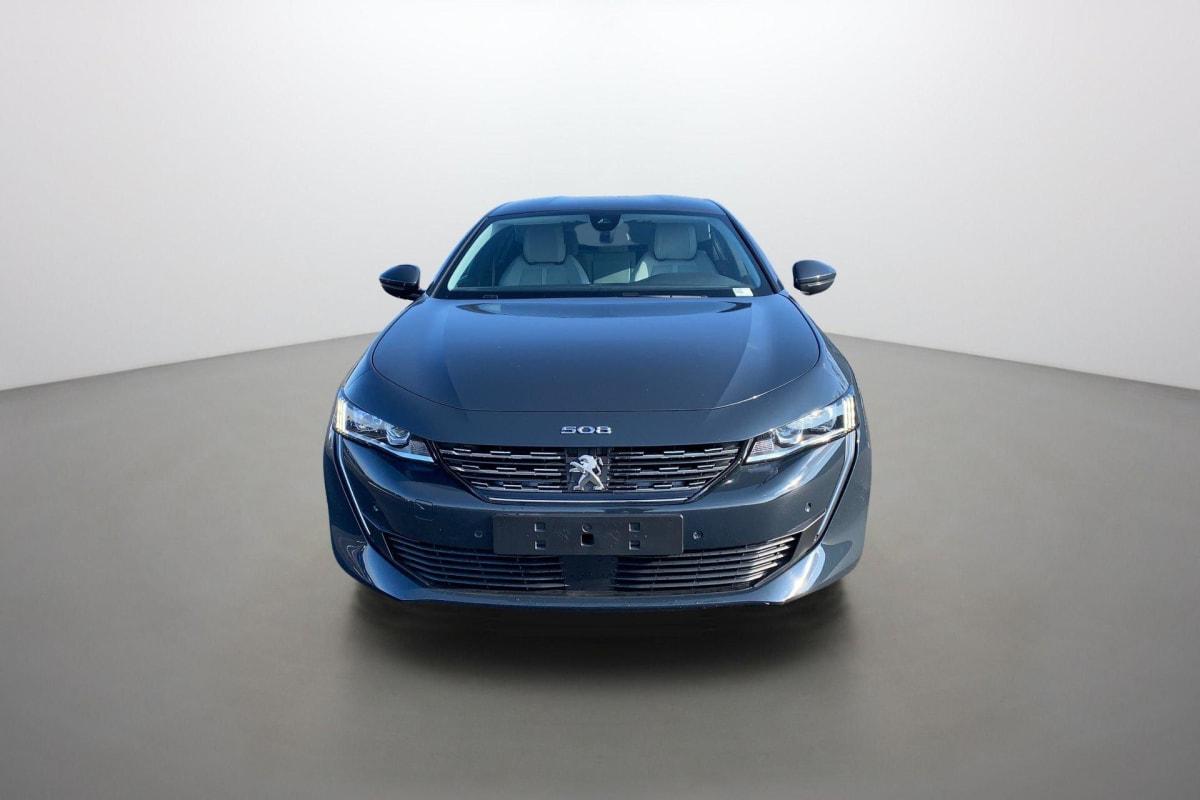 PEUGEOT 508 BlueHDi 160 ch S S EAT8 Allure